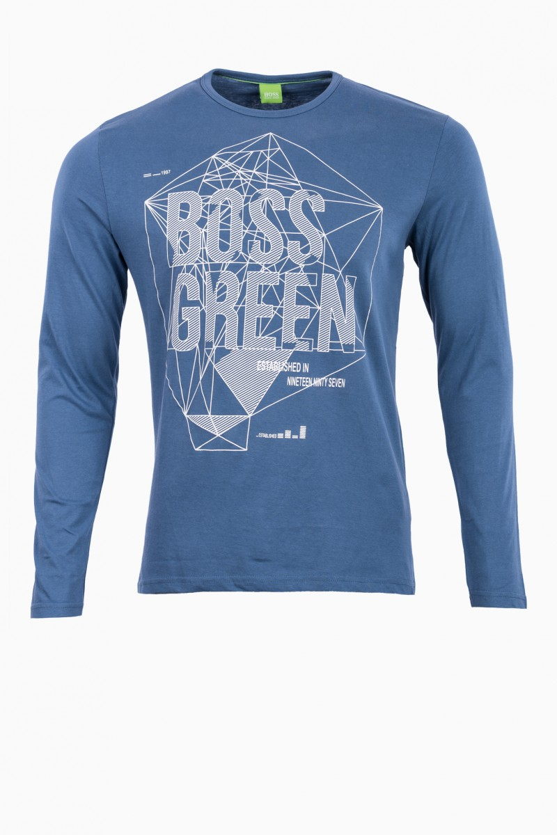 BLUZA HUGO BOSS GREEN