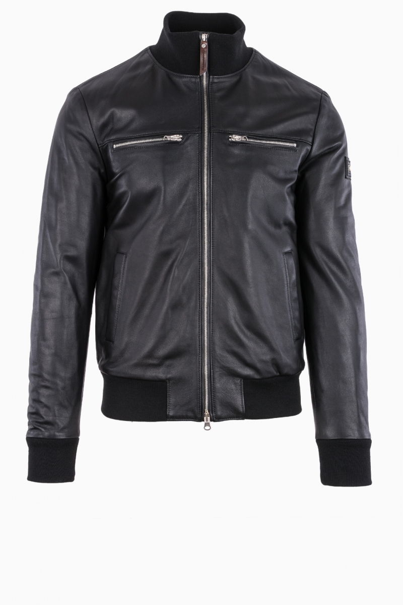 LA MATINA MAN LEATHER JACKET