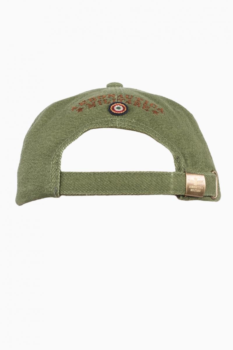 AERONAUTICA MILITARE MAN CAP
