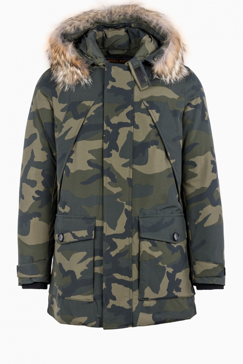WOOLRICH EASTON PARKA MAN JACKET
