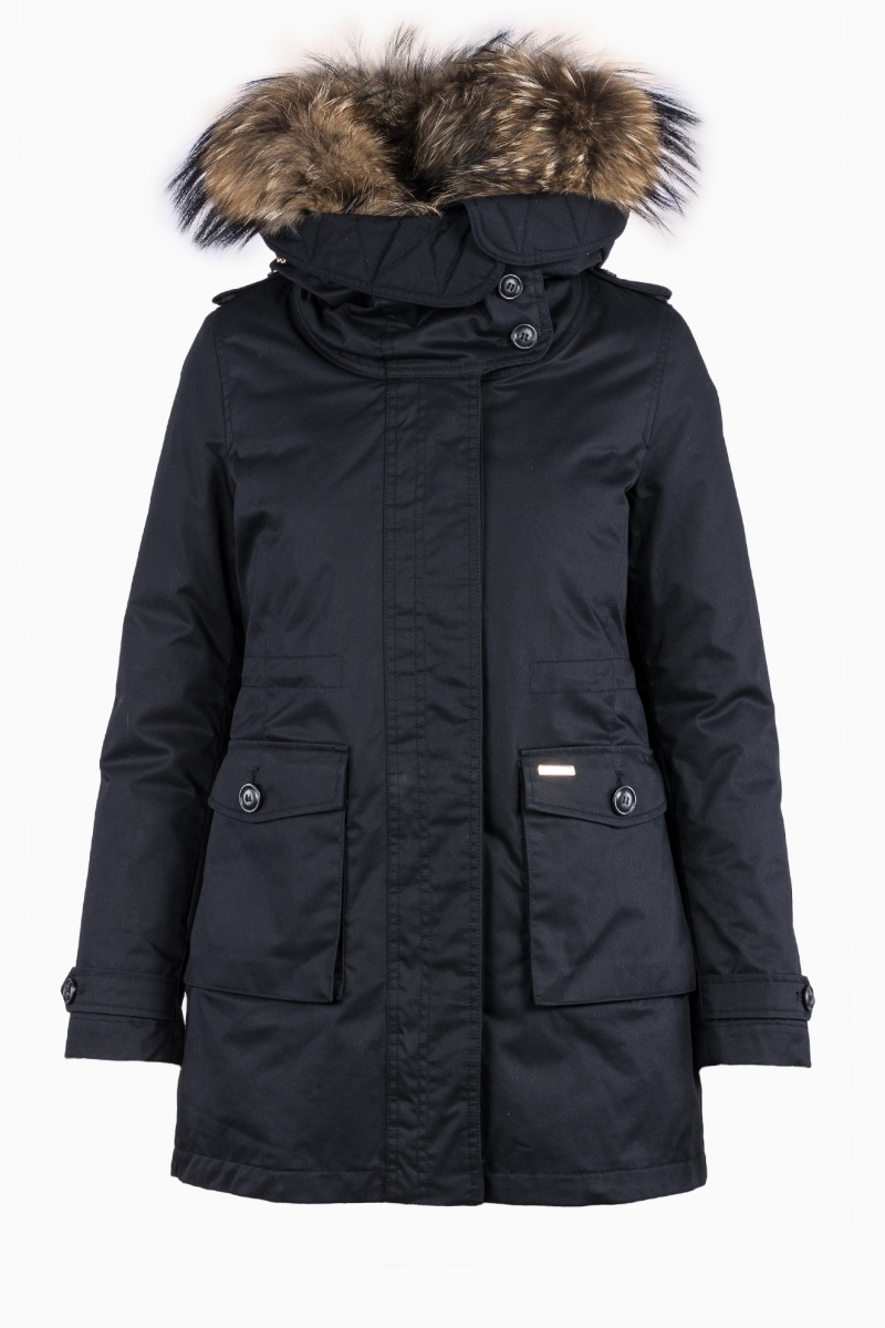 WOOLRICH LUXURY SCARLETT PARKA 3 IN 1 WOMEN JACKET