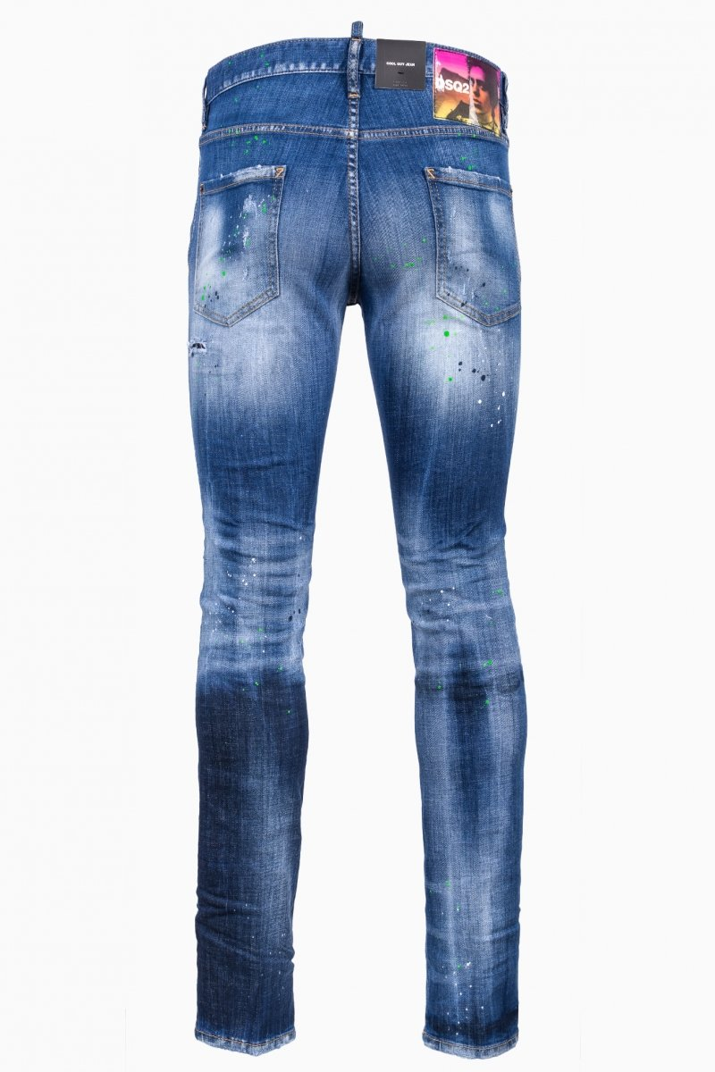 DSQUARED2 MEN JEANS