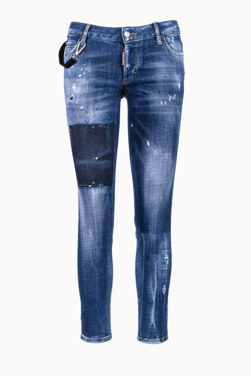 DSQUARED2 WOMEN JEANS
