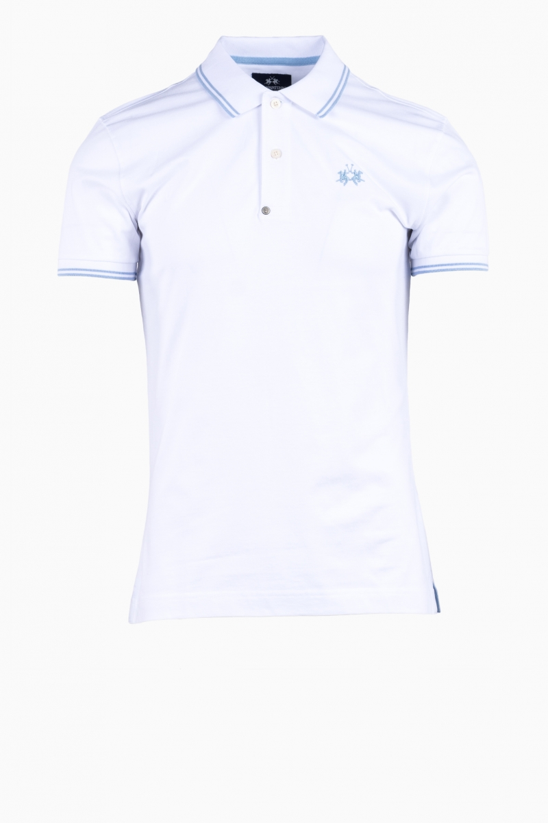 LA MARTINA MAN POLO T-SHIRT