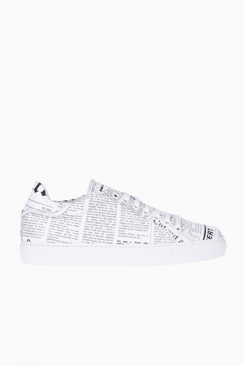 JOHN GALLIANO WOMAN SNEAKERS