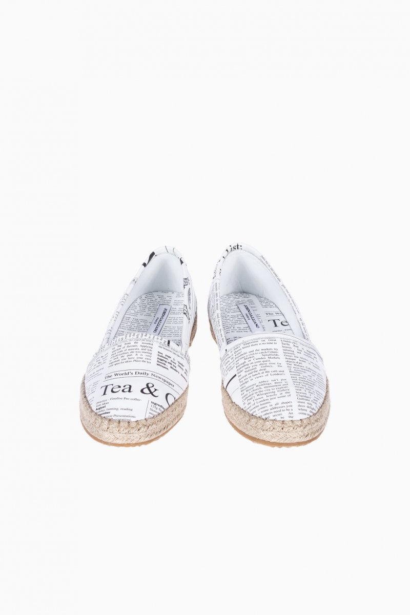 JOHN GALLIANO WOMAN ESPADRILLE