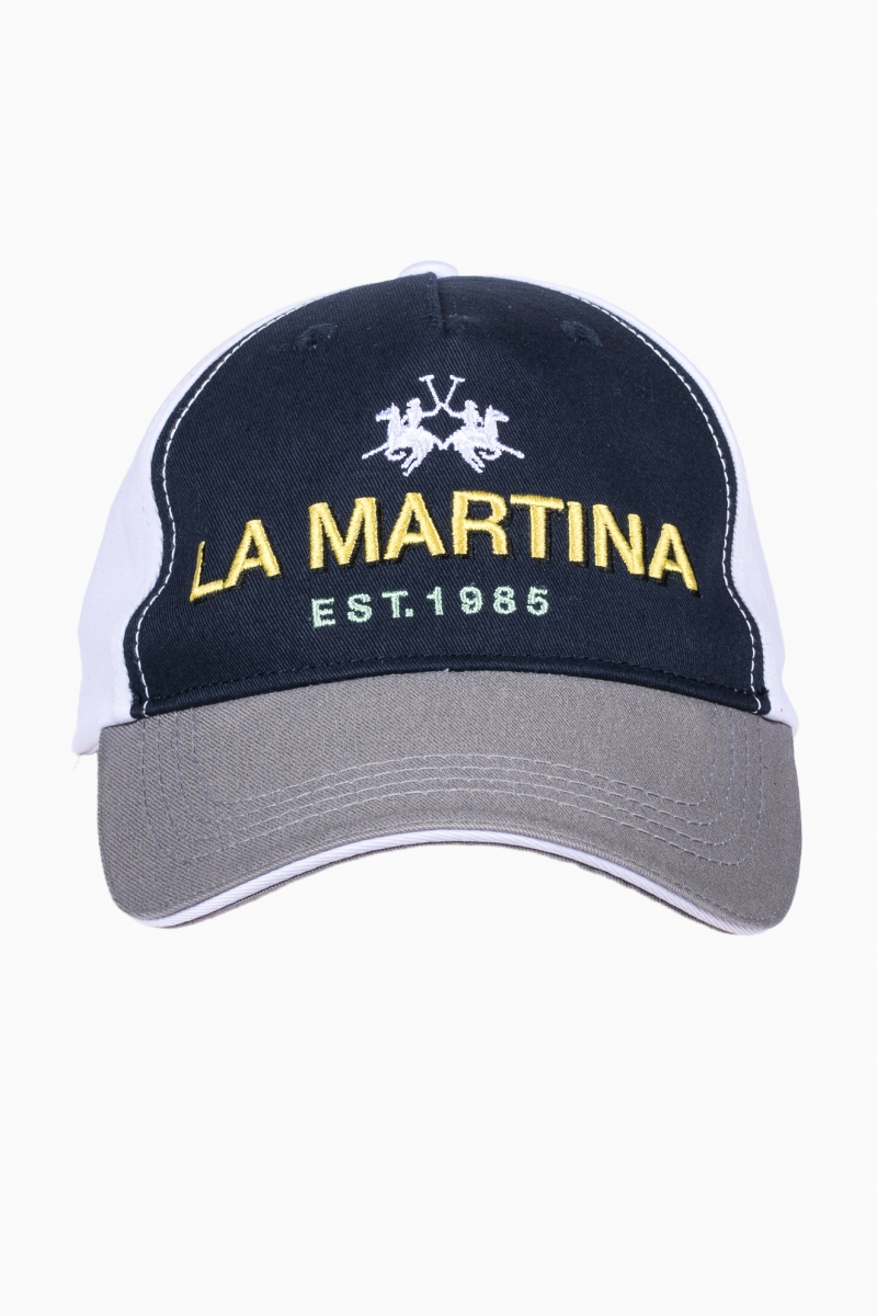 LA MARTINA MAN CAP