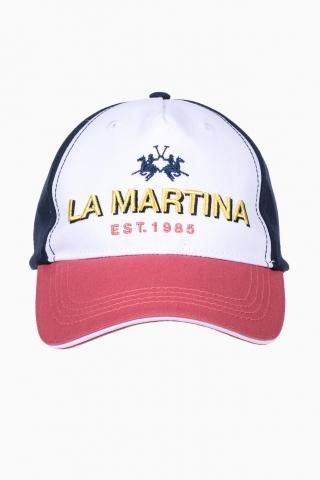 LA MARTINA MAN CAP