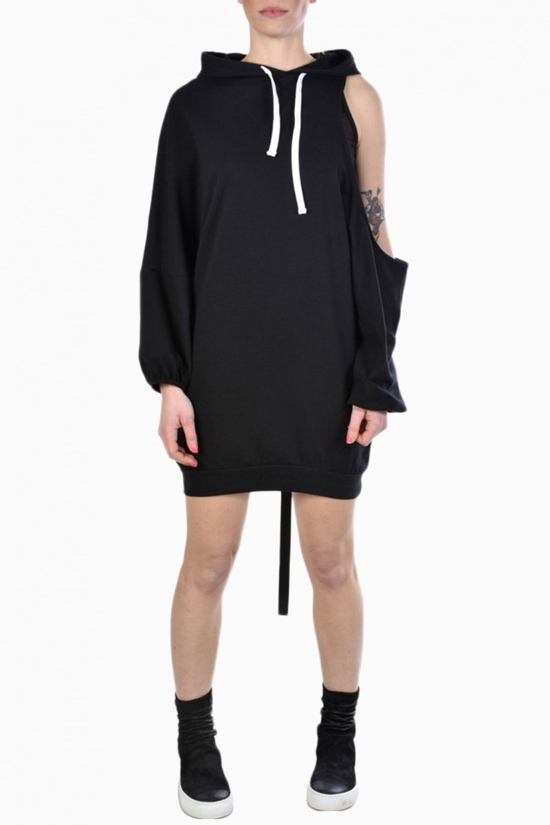 LA HAINE INSIDE US OVERSIZE DRESS