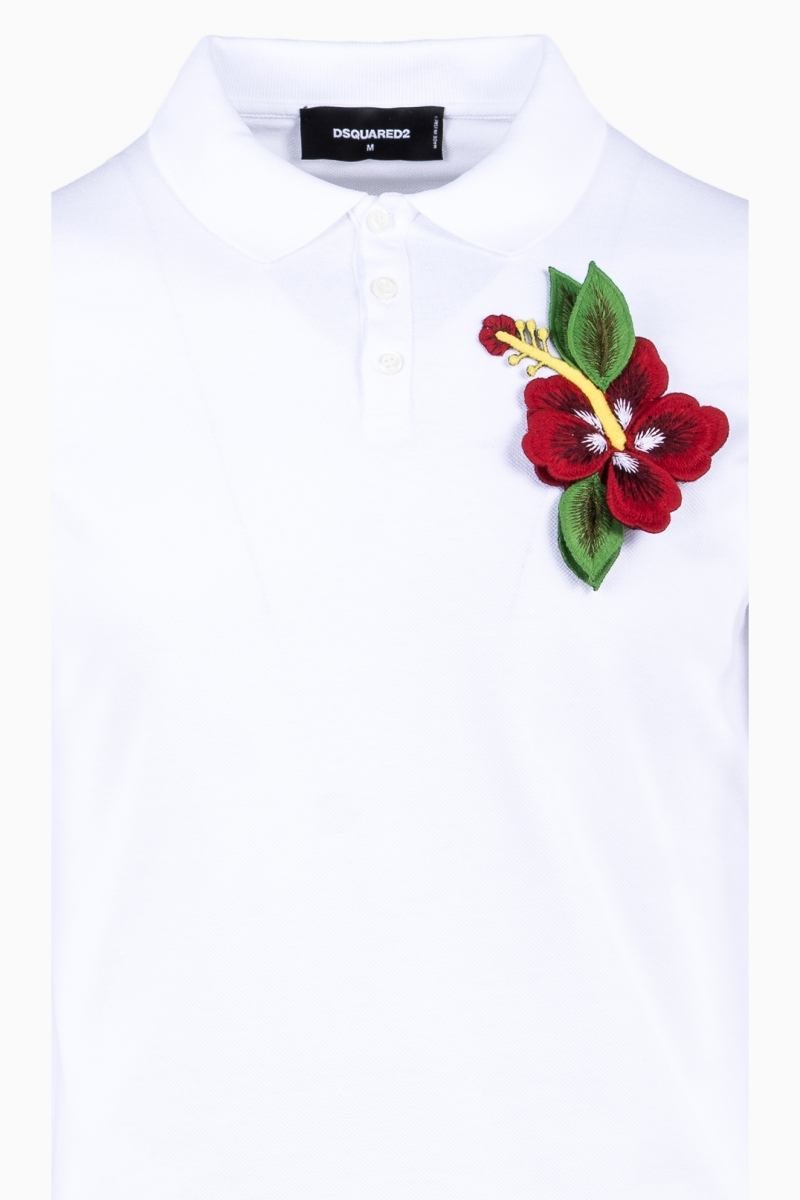 DSQUARED2 MAN T-SHIRT POLO