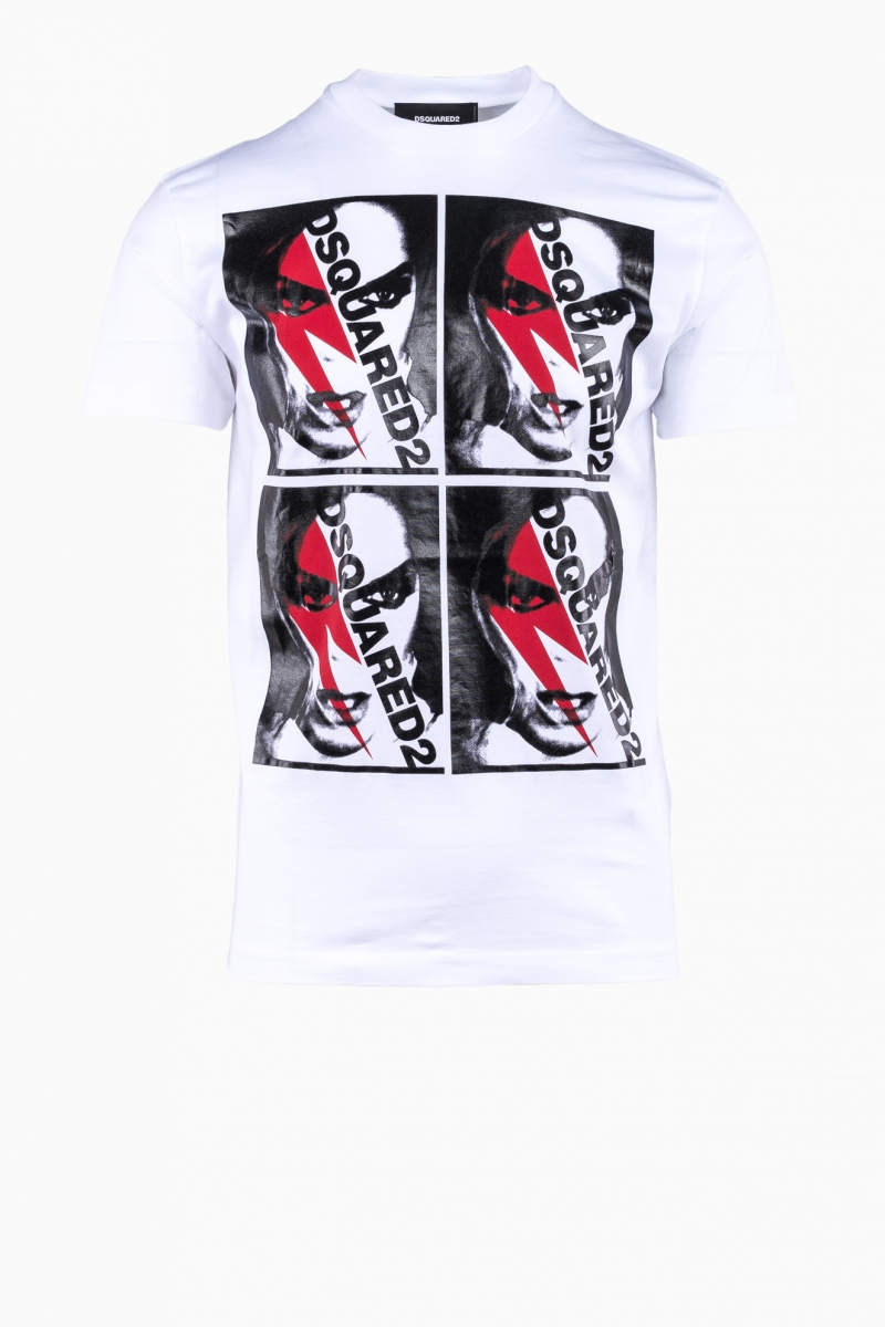 DSQUARED2 MAN T-SHIRT