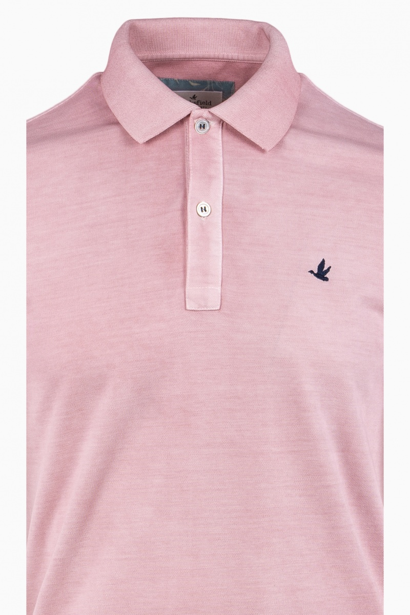 BROOKSFIELD MAN POLO T-SHIRT
