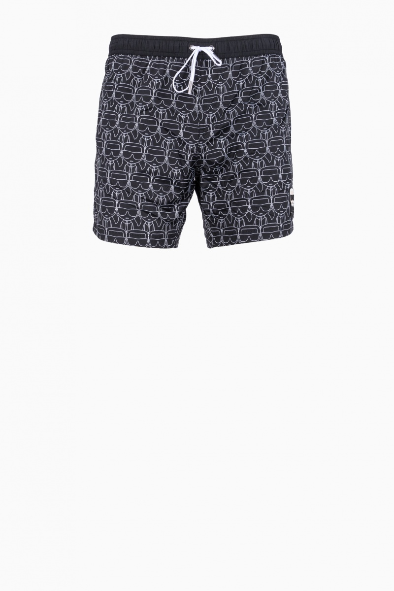 KARL LAGERFELD MAN BEACH SHORT