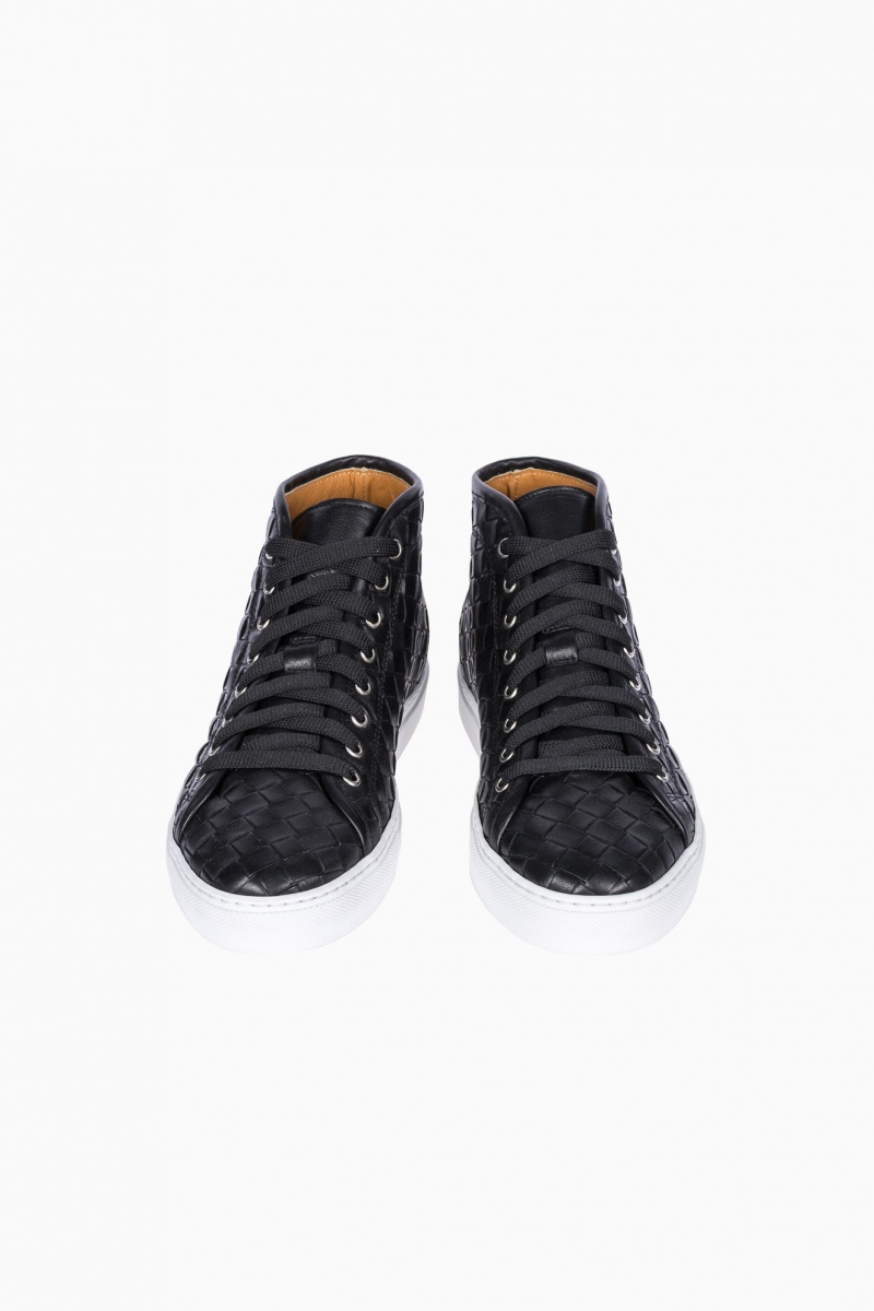 BELTISSIMO MAN HIGH-TOP SNEAKERS