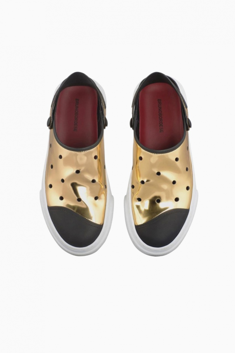 BRUNO BORDESE WOMAN LOW-TOP SABOT