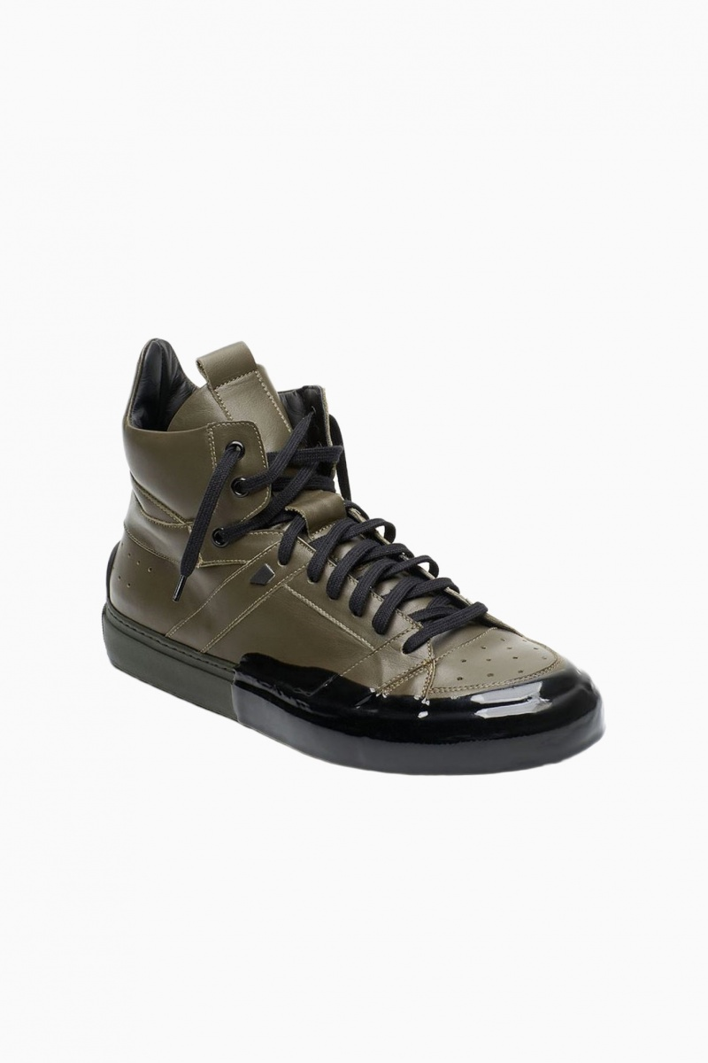 MAN HIGH-TOP SNEAKERS ATTIMONELLI'S