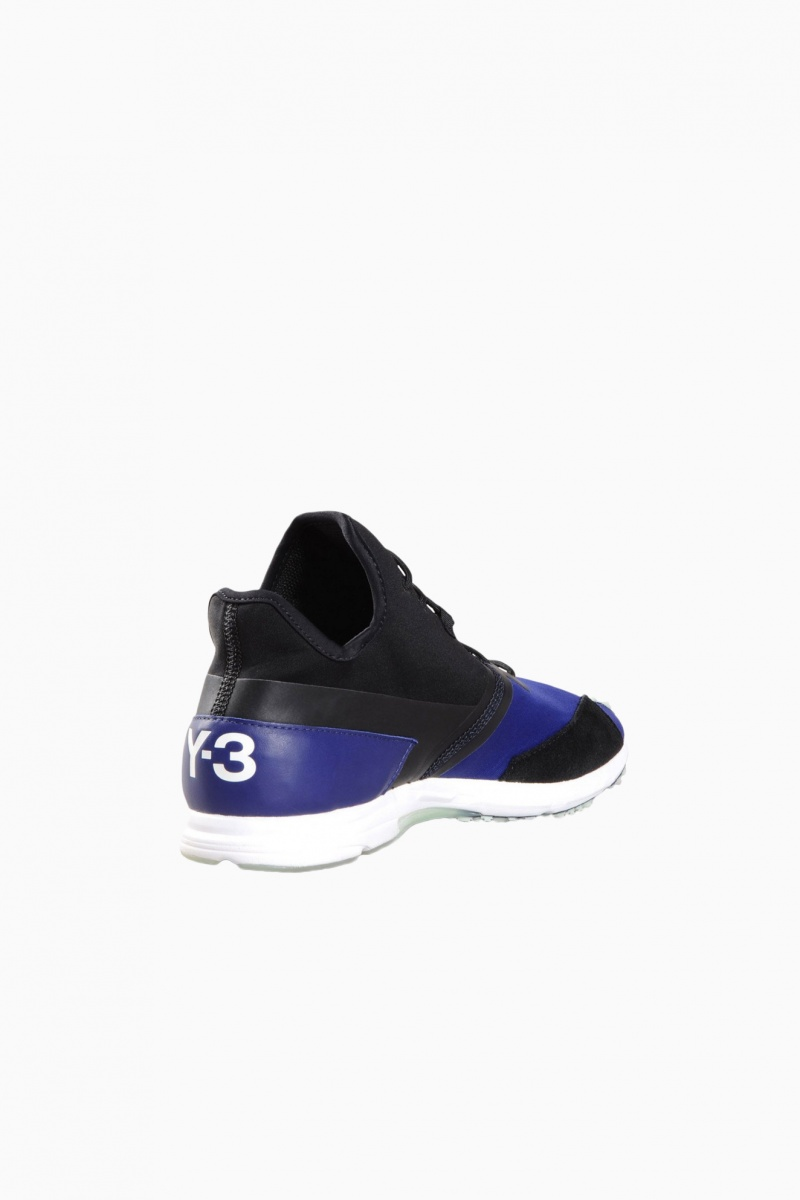 Y3 MAN LOW-TOP SNEAKERS