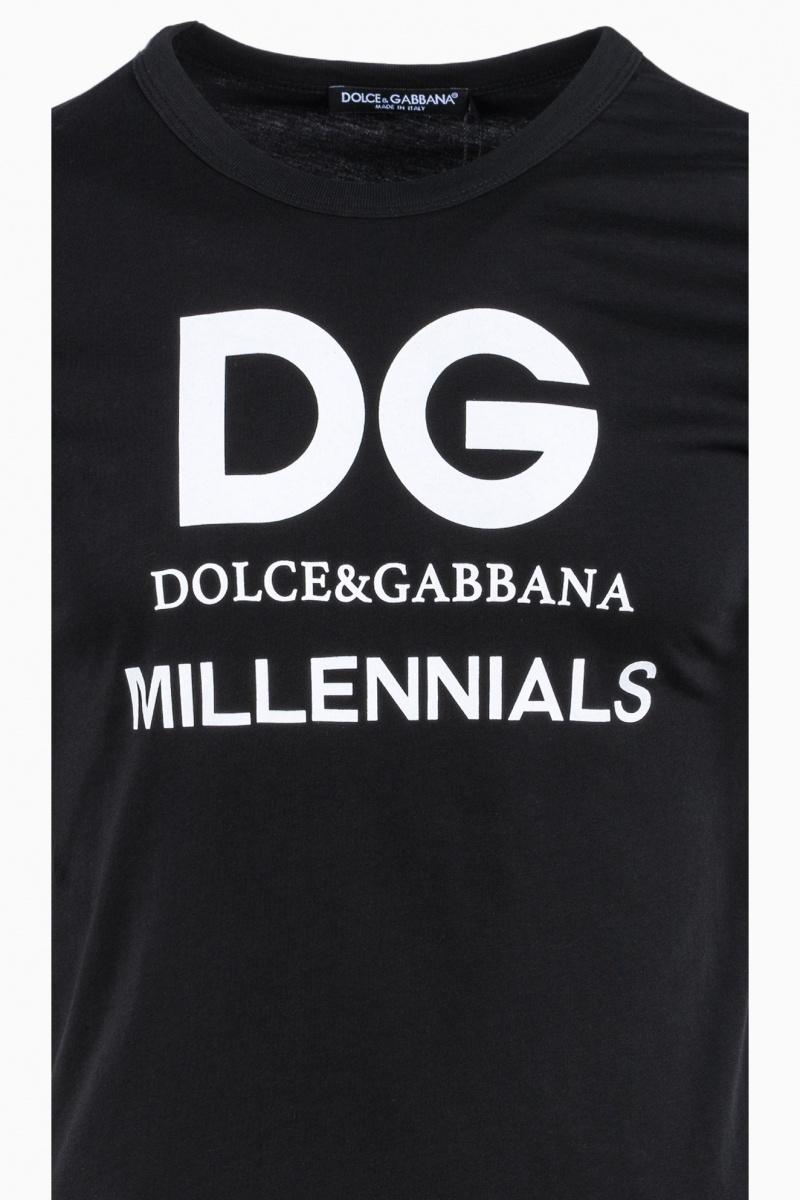 DOLCE&GABBANA MAN T-SHIRT