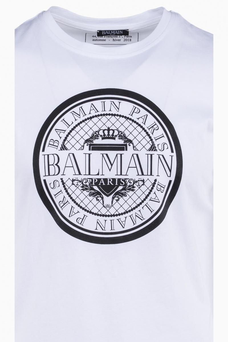 BALMAIN MAN T-SHIRT