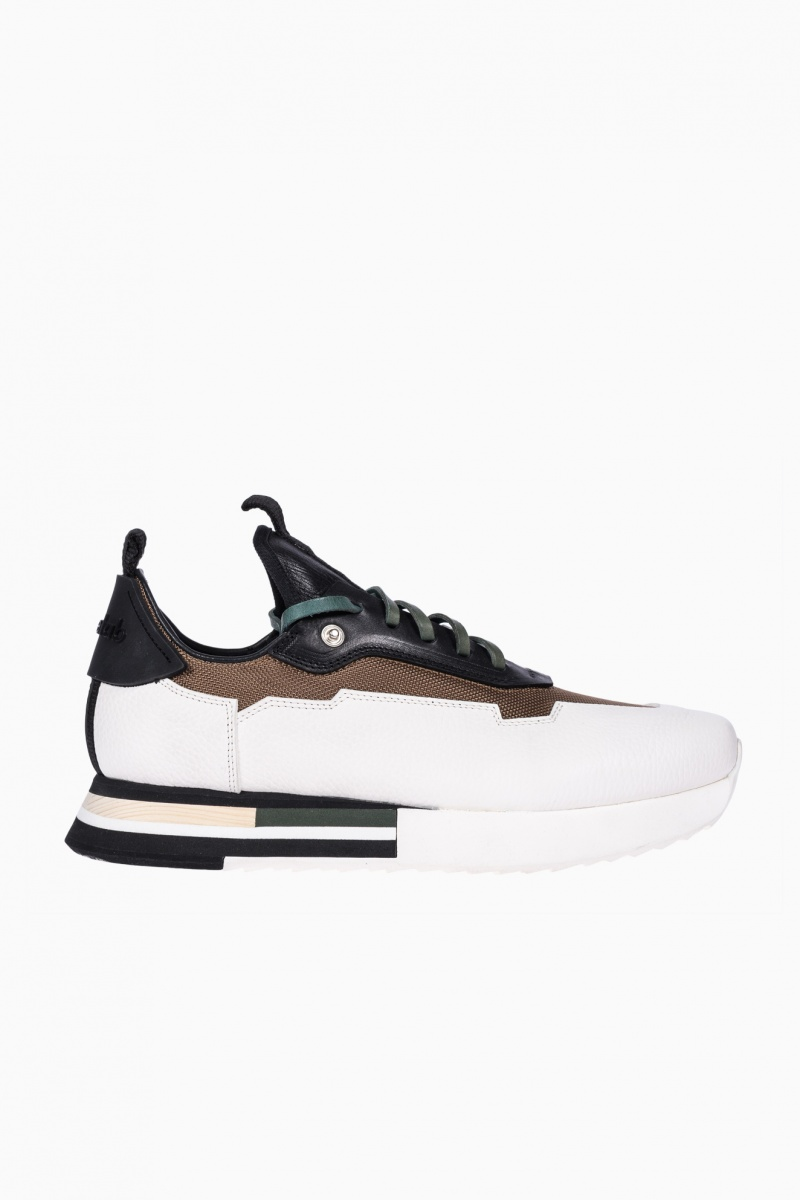 ARTSELAB LOW-TOP MAN SNEAKERS