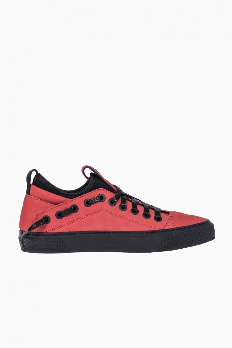 BRUNO BORDESE MAN LOW-TOP SNEAKERS