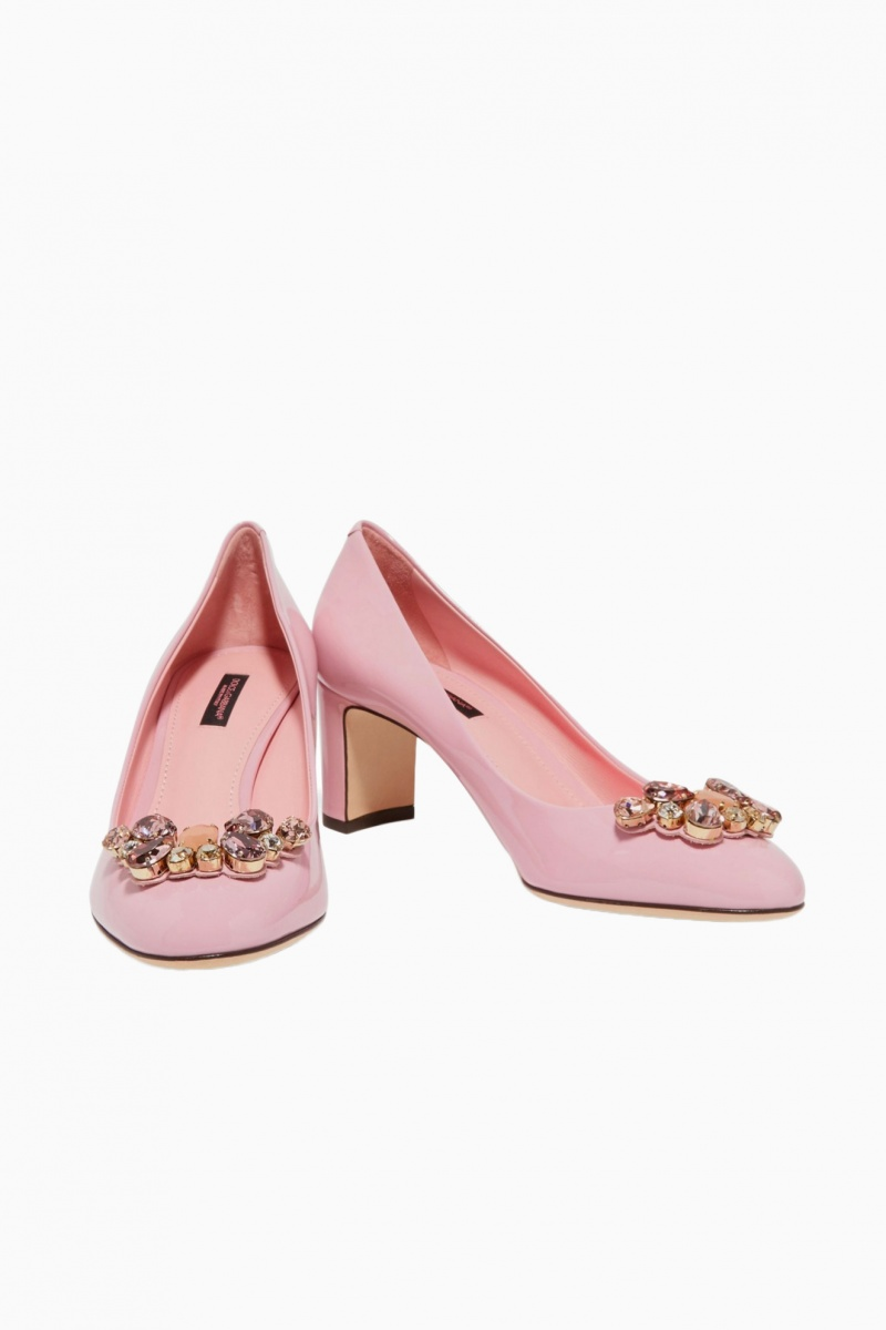 DOLCE&GABBANA WOMAN SHOES