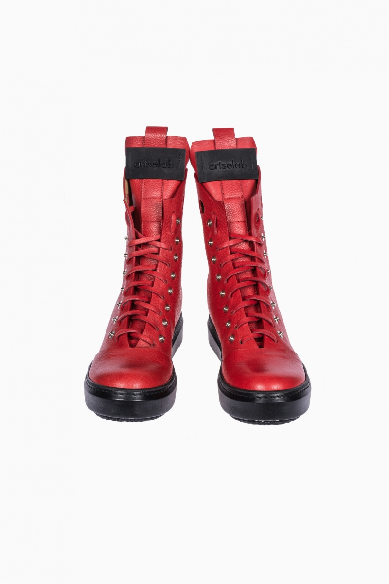 ARTSELAB MAN HIGH BOOTS