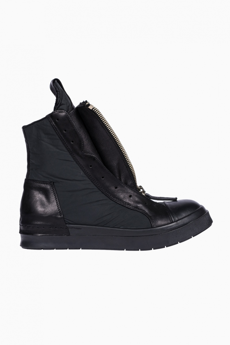 CINZIA ARAIA MAN HIGH-TOP-SNEAKERS