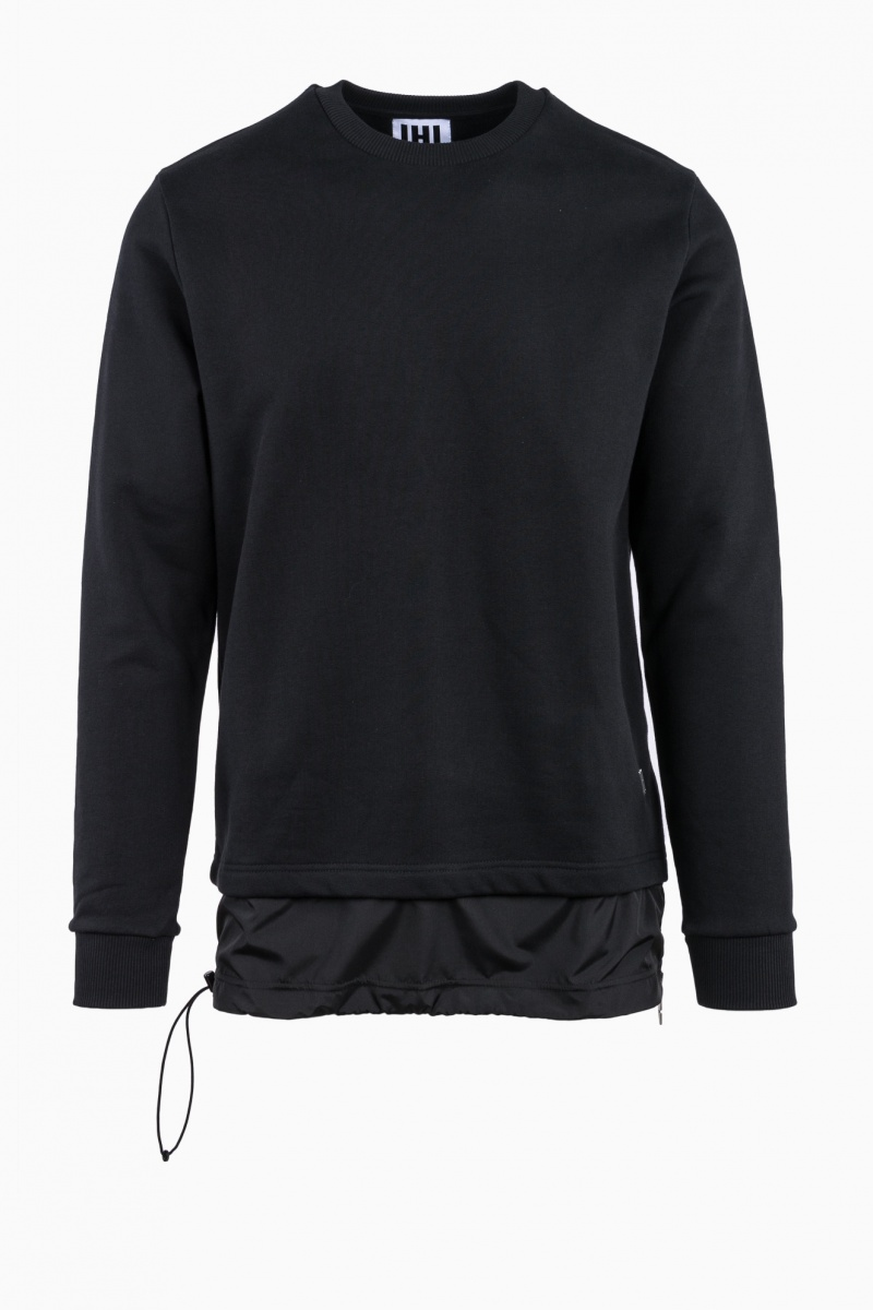 LES HOMMES URBAN LONG FIT MAN SWEATSHIRT