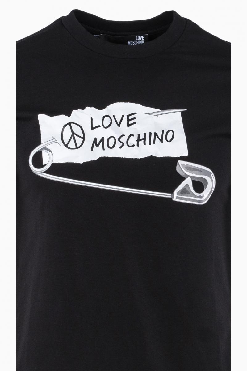 LOVE MOSCHINO MAN T-SHIRT