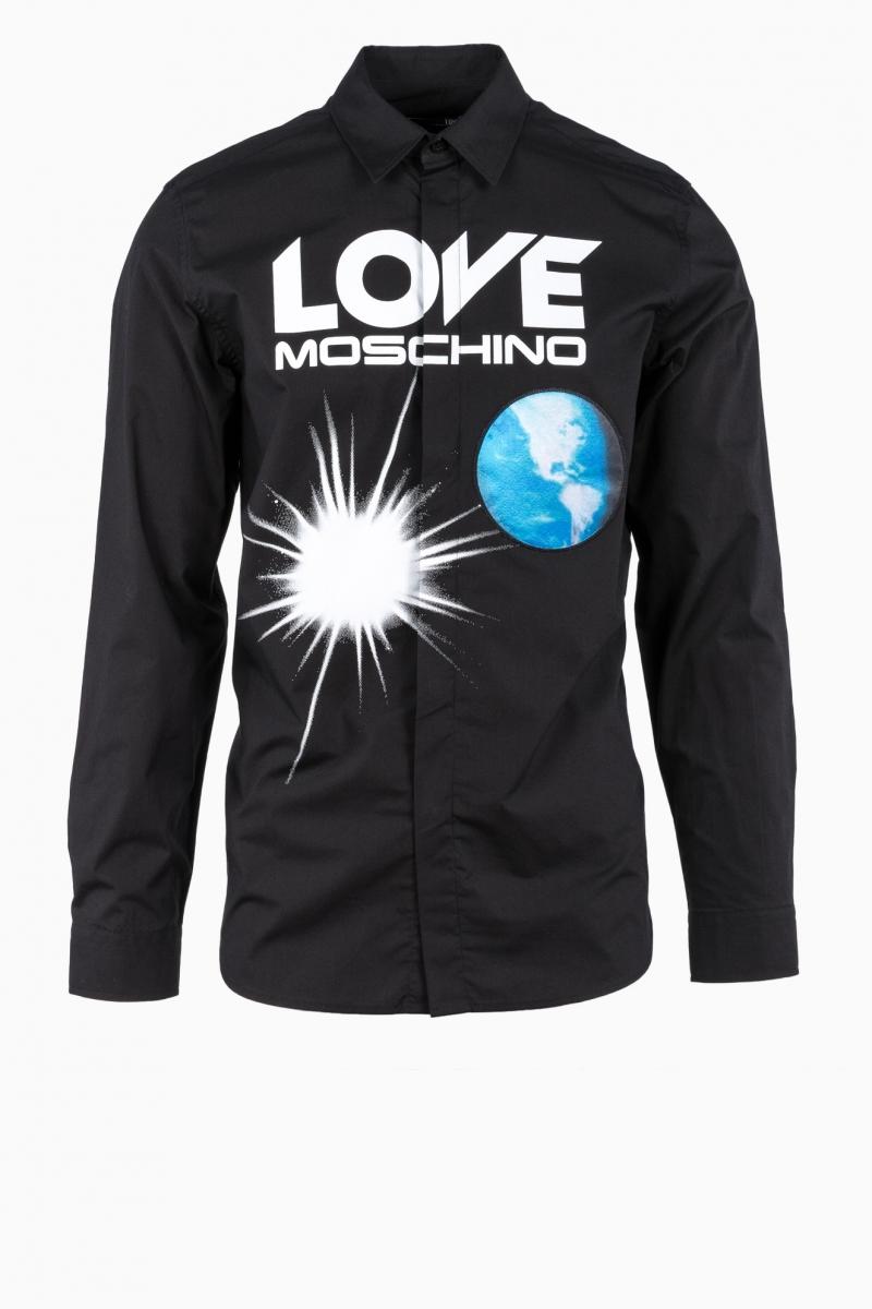 LOVE MOSCHINO MAN SHIRT