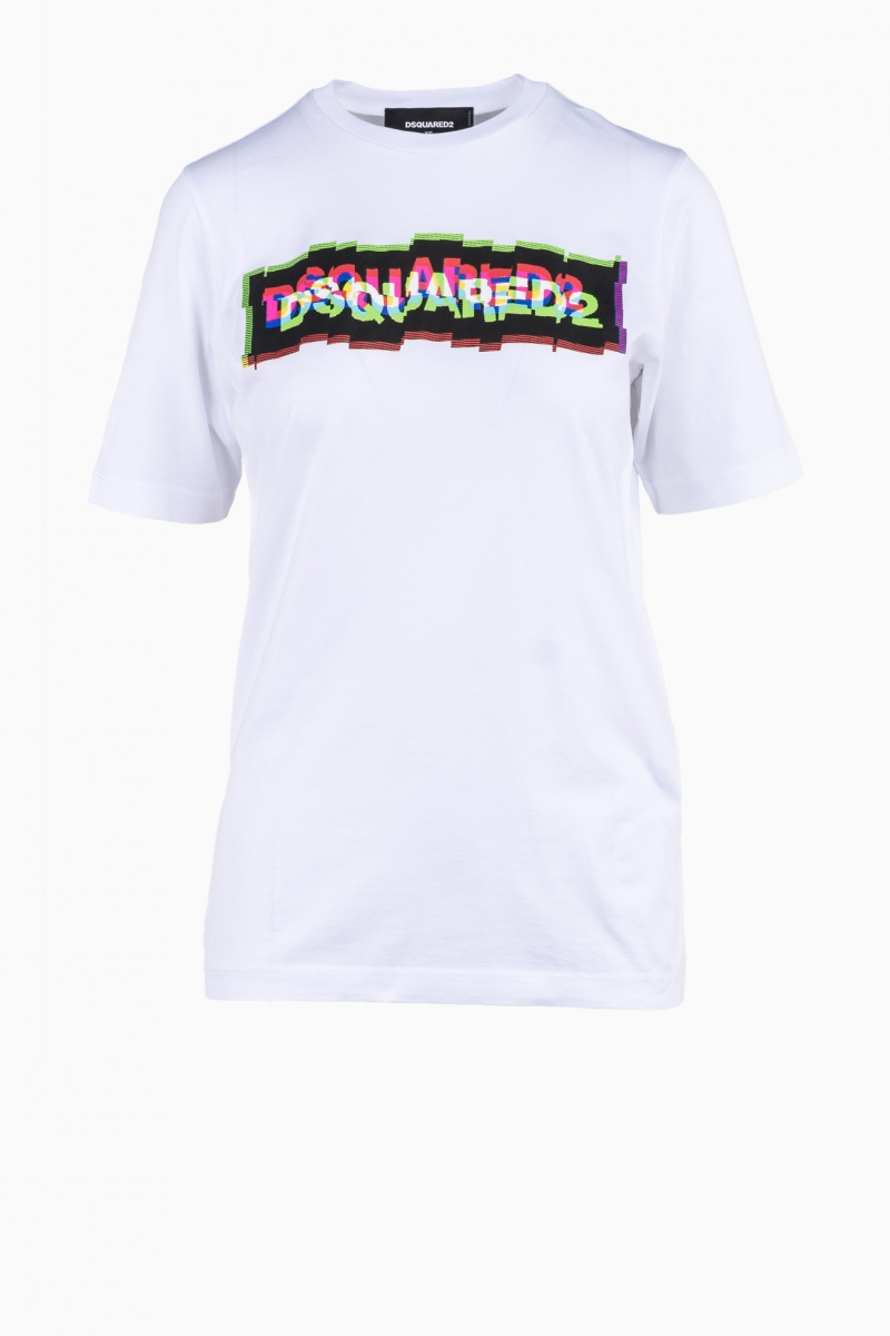 DSQUARED2 WOMAN T-SHIRT