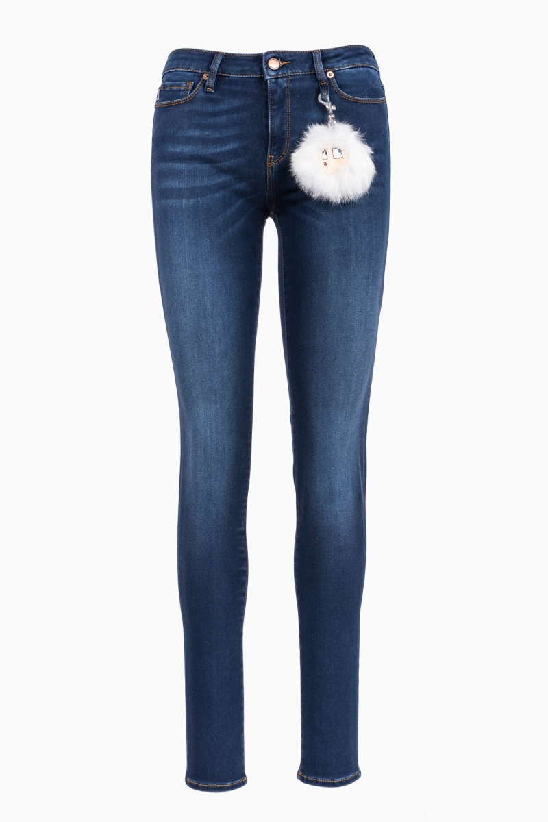 MOSCHINO WOMAN JEANS