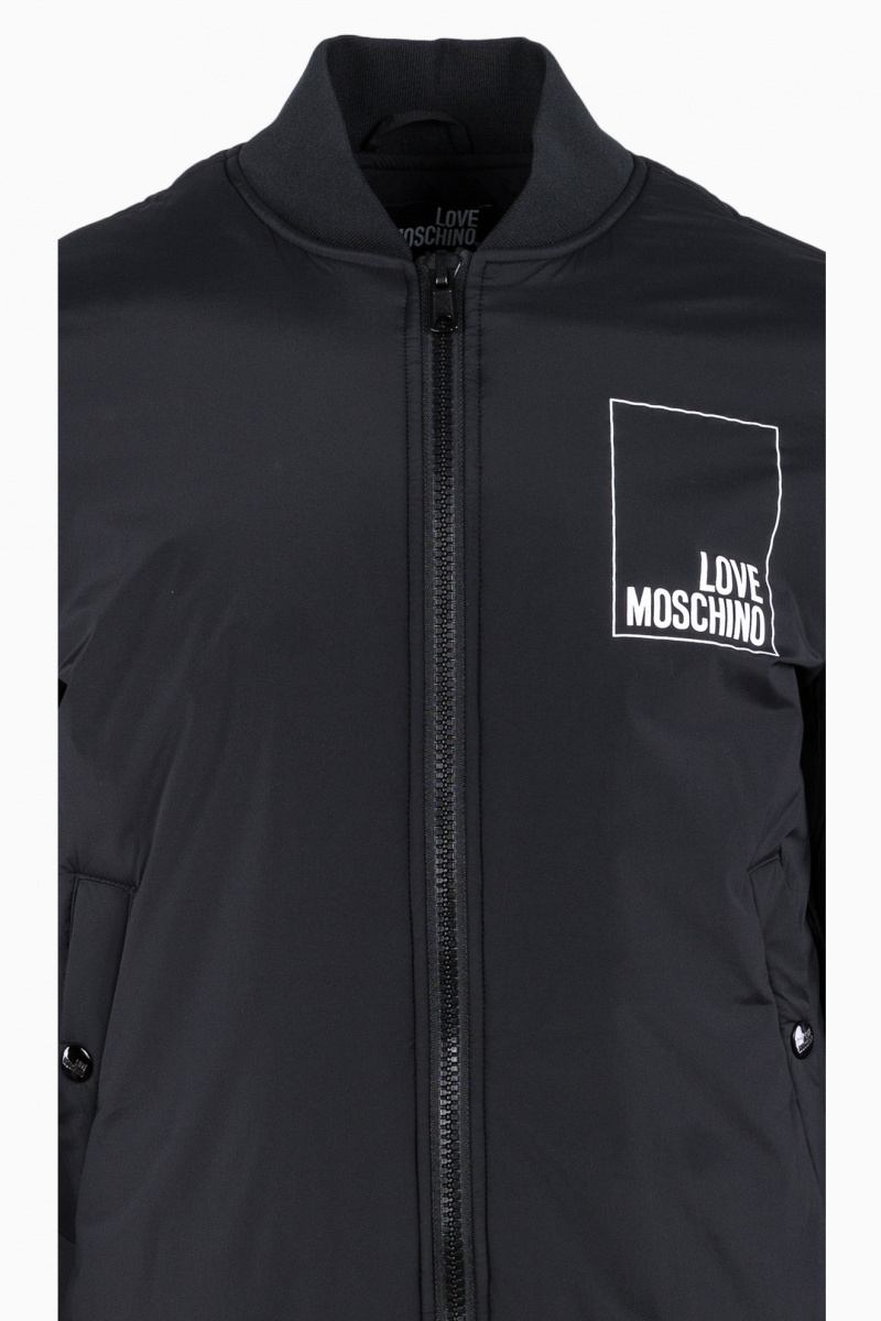 LOVE MOSCHINO MAN BOMBER JACKET