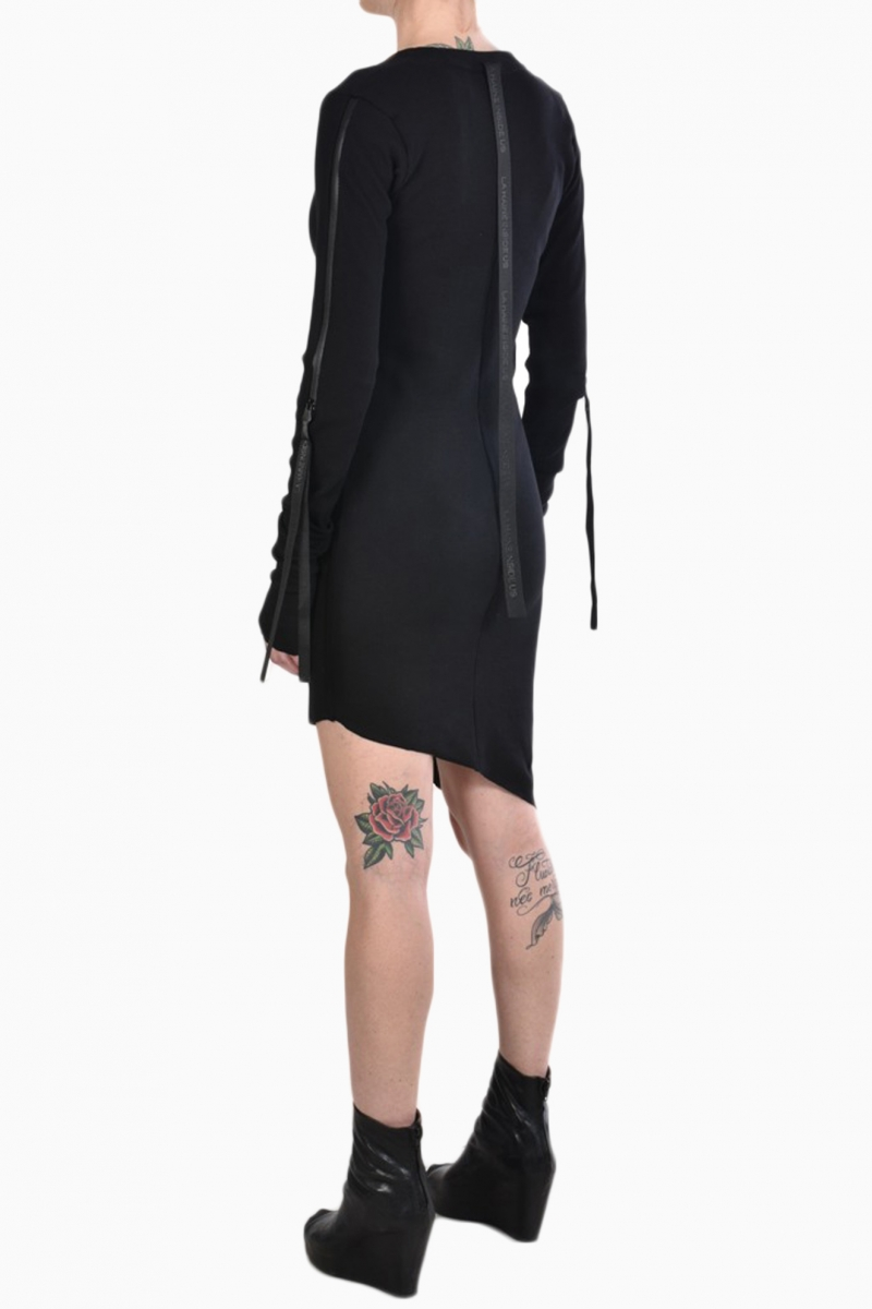 LA HAINE INSIDE US WOMAN DRESS