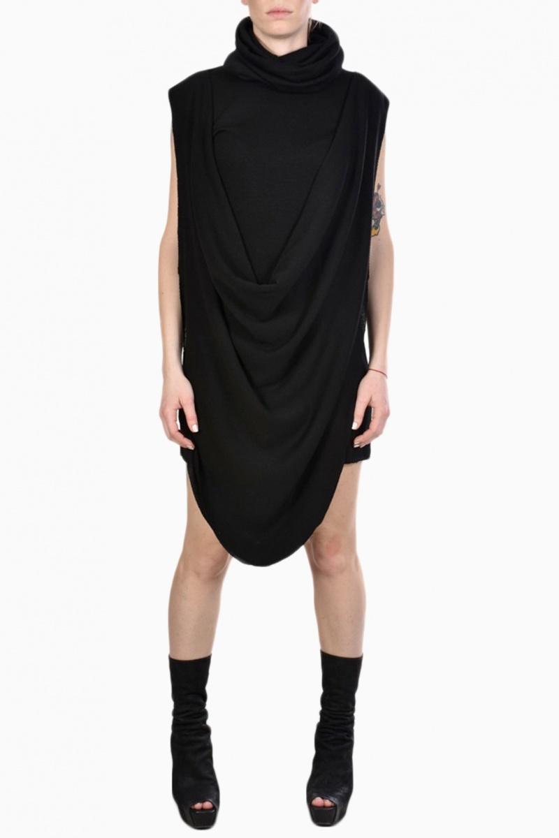 LA HAINE INSIDE US WOMAN DRESS