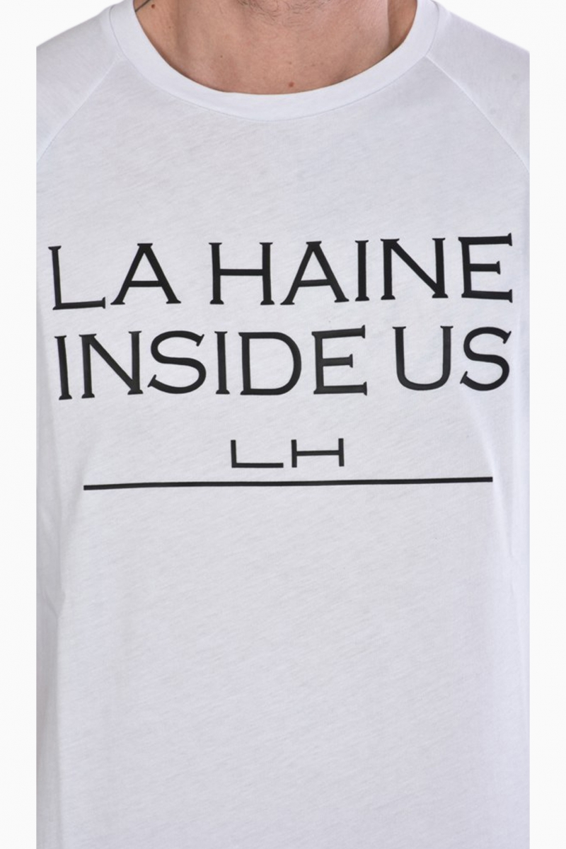 LA HAINE INSIDE US MAN T-SHIRT