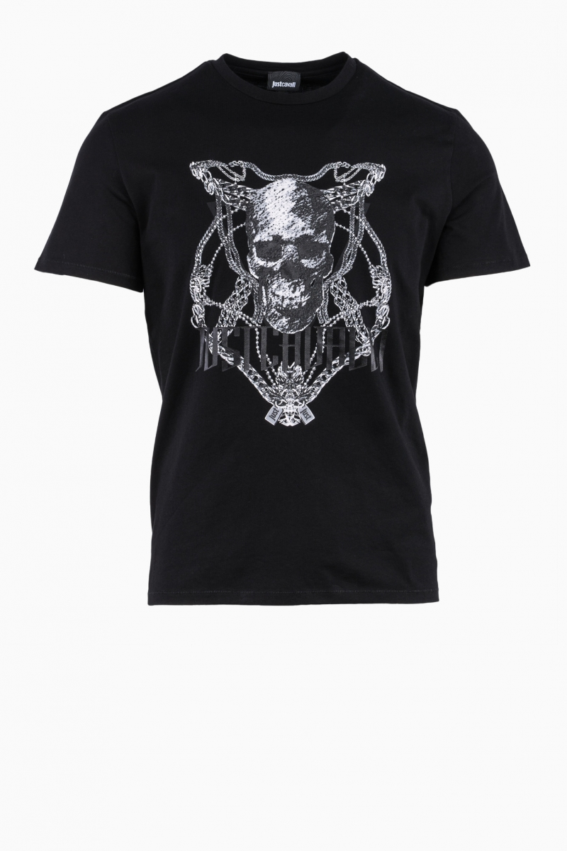 JUST CAVALLI MAN T-SHIRT