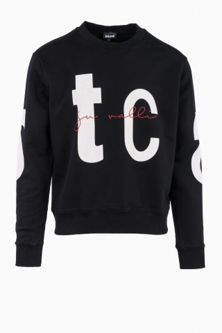 JUST CAVALLI MAN SWEATSHIRT