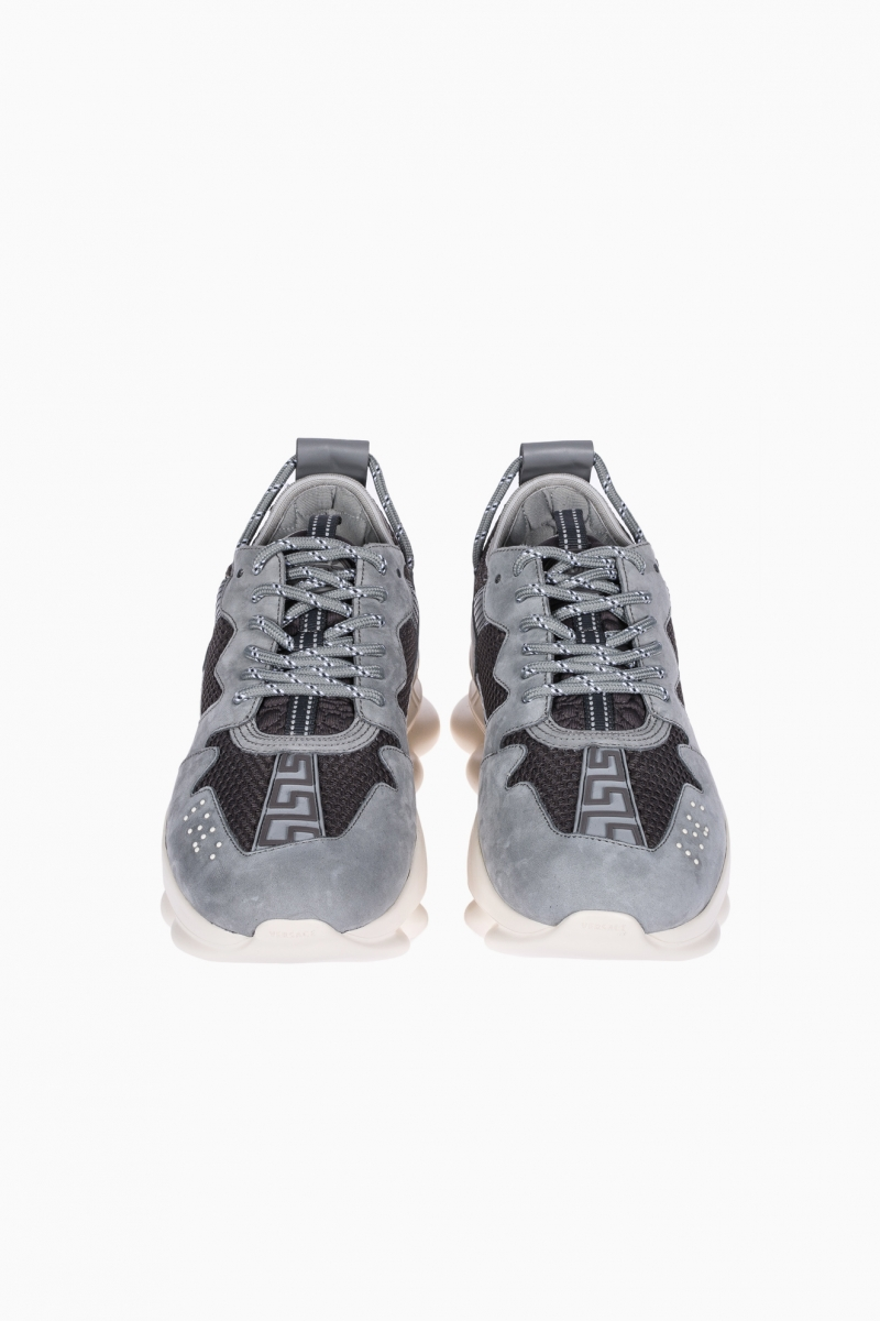 VERSACE CHAIN REACTION OVERSIZED MAN SNEAKERS