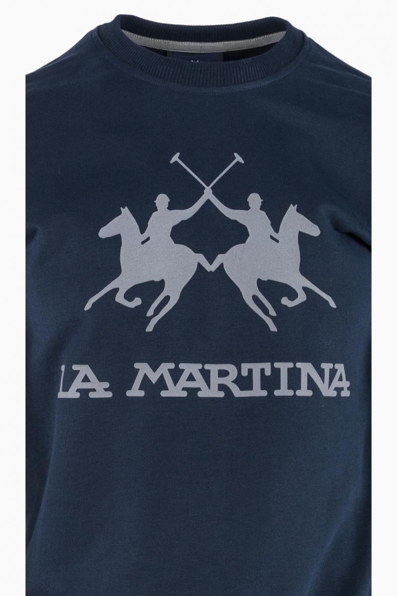 LA MARTINA MAN SWEATSHIRT