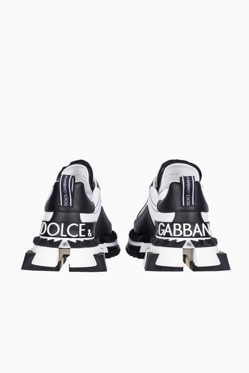 DOLCE&GABBANA SUPERQUEEN WOMAN SNEAKERS