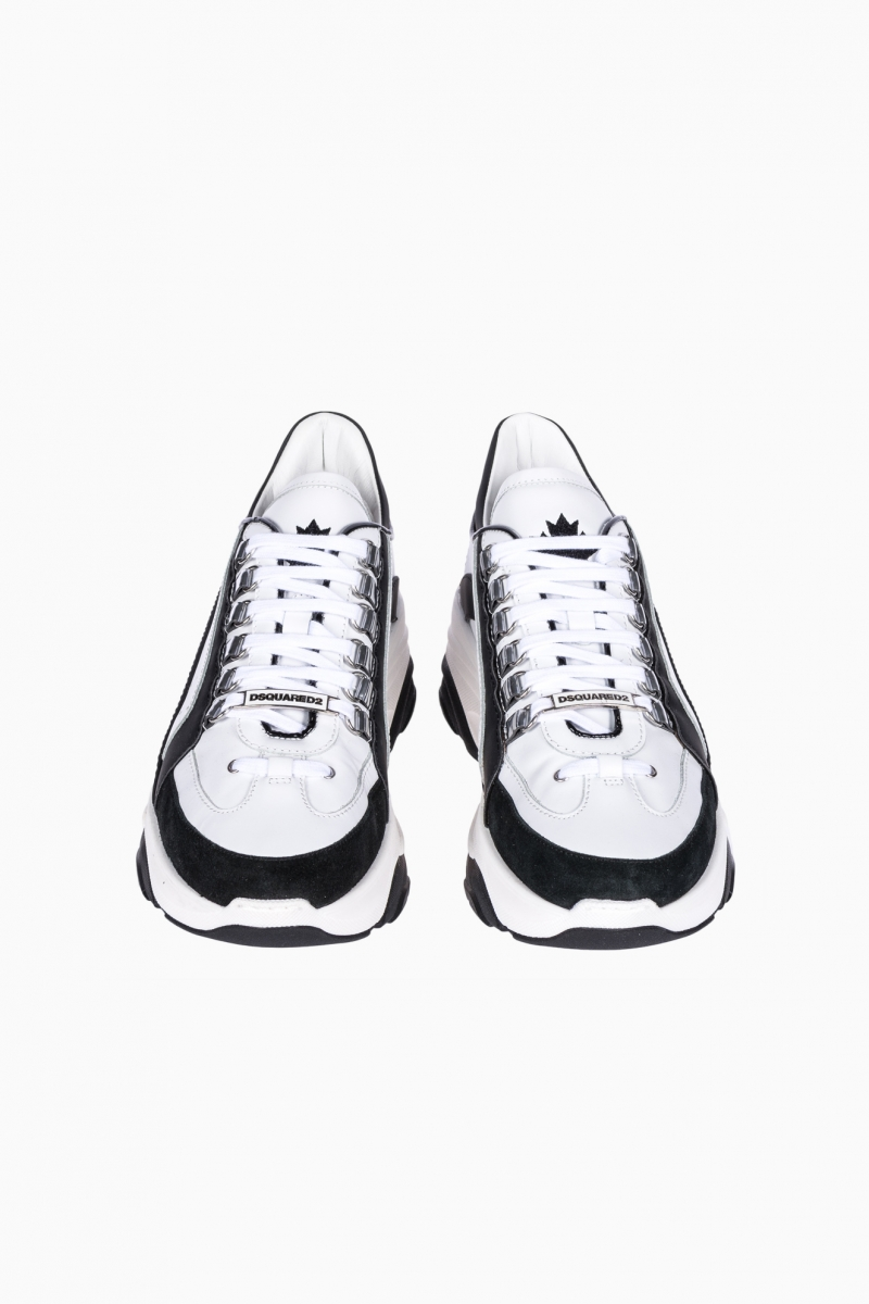 DSQUARED2 OVERSIZED MAN SNEAKERS