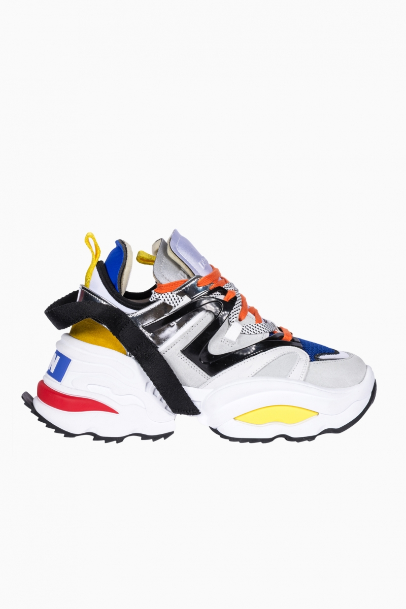 DSQUARED2 MAN THE GIANT SNEAKERS