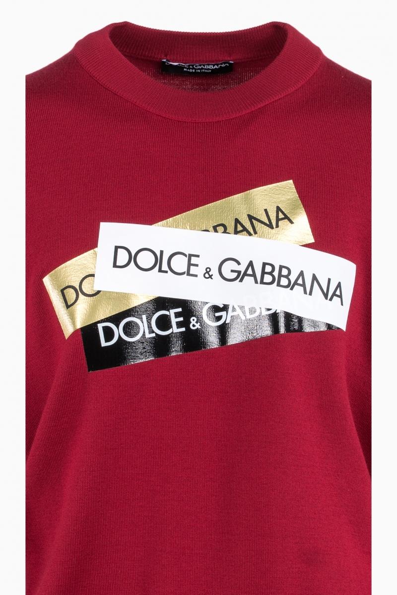 DOLCE&GABBANA MAN SWEATER