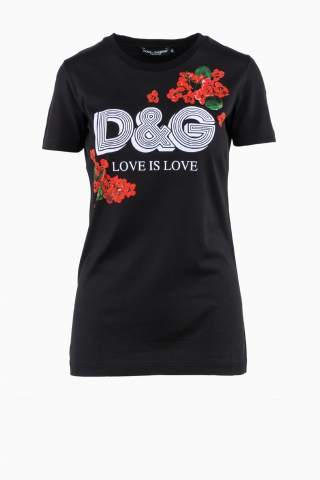 DOLCE&GABBANA WOMAN T-SHIRT