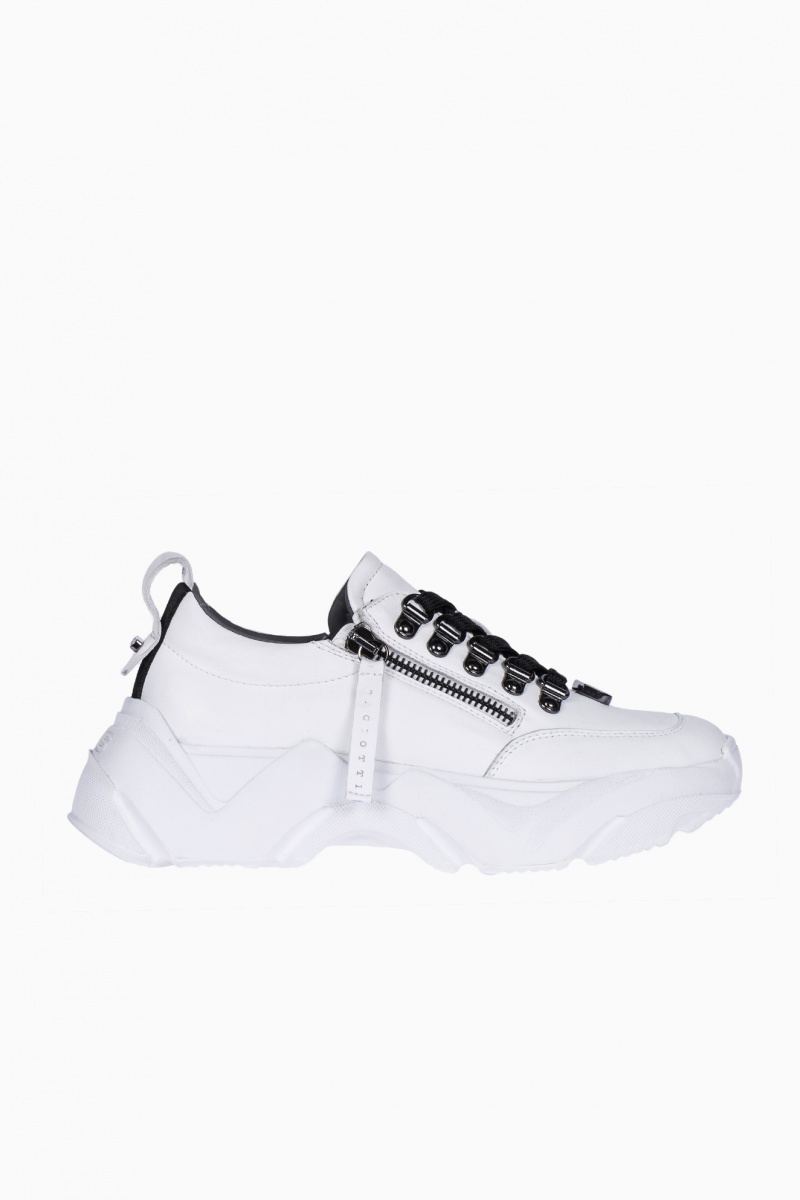 CESARE PACIOTTI WOMAN SNEAKERS
