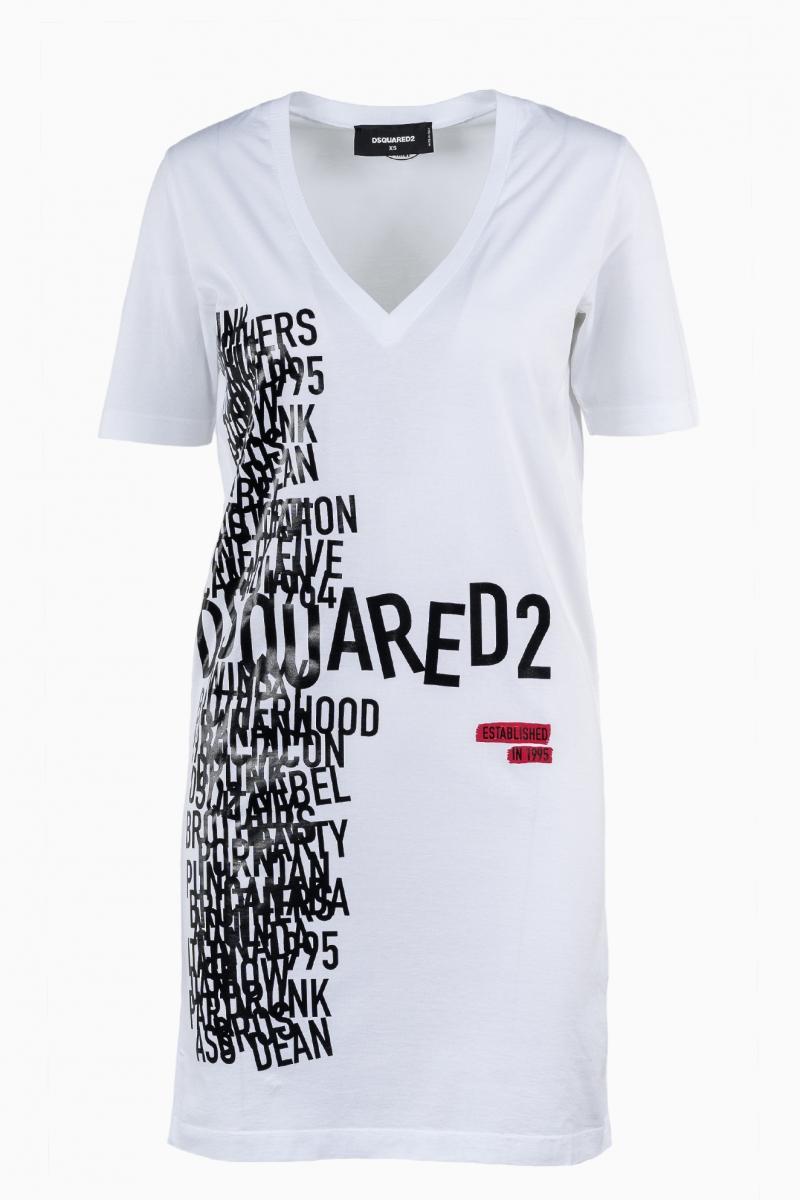 DSQUARED2 WOMEN DRESS