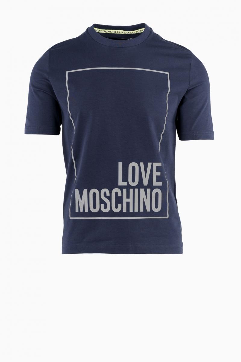 LOVE MOSCHINO MEN T-SHIRT