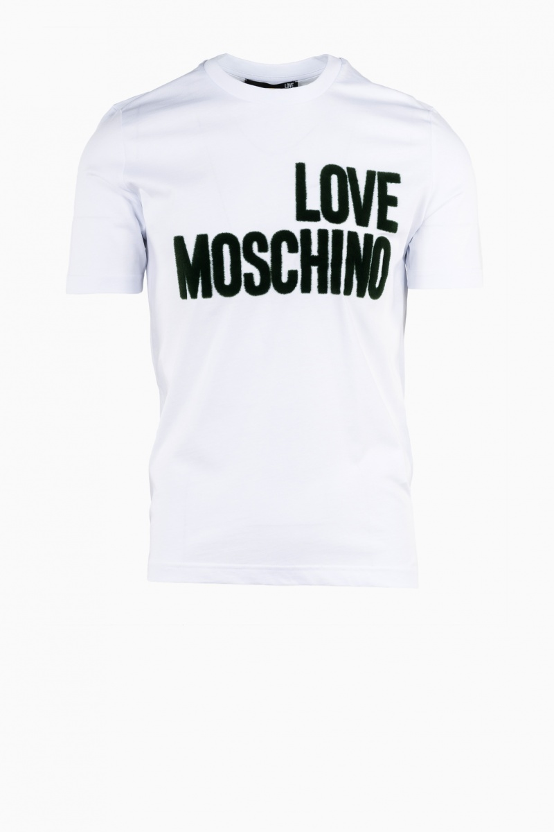 LOVE MOSCHINO MEN T-SHIRT